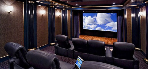 home theater distributed audio whole house integration